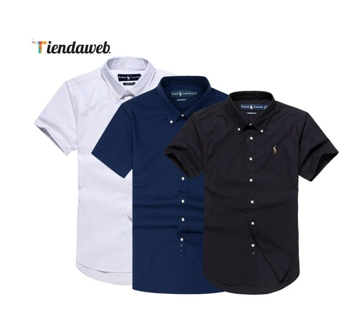 Camisa M c Polo Ralph Lauren  e668092694c